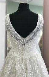 Ian Stuart | Wedding Dress | Tea Length | D917