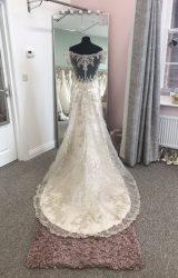 Maggie Sottero | Wedding Dress | Column | D941K