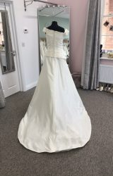 Yours Truly | Wedding Dress | Aline | D508K