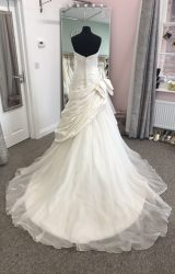 Ian Stuart | Wedding Dress | Drop Waist | D731