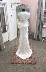 David Fielden | Wedding Dress | Column | D956K