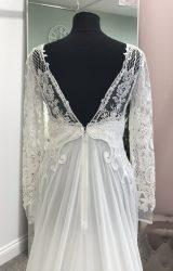 David Fielden | Wedding Dress | Column | D955K