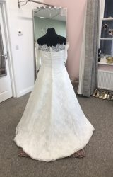 Elite | Wedding Dress | Aline | D960K