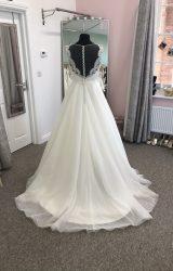 True Bride | Wedding Dress | Aline | D966K
