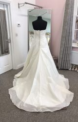 Benjamin Roberts | Wedding Dress | Drop Waist | D855K