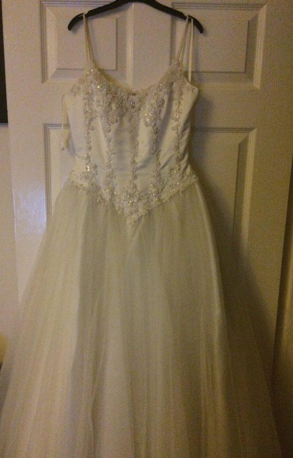 Berketex | Wedding Dress | Aline | C1418