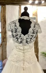 Enzoani | Wedding Dress | Aline | LA44L