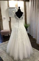 Justin Alexander   Wedding Dress   Aline   LA29L