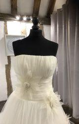 Alan Hannah | Wedding Dress | Aline | LA18L