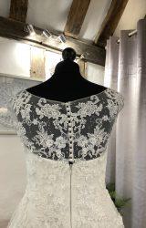 San Patrick | Wedding Dress | Aline | LA27L