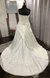 Phil Collins | Wedding Dress | Aline | LA9L