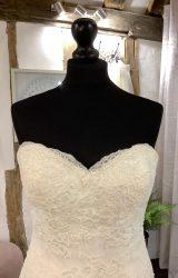 Watters | Wedding Dress | Fishtail | LA26L