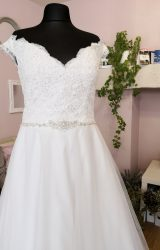 Romantica | Wedding Dress | Aline | W584L