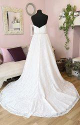Ella Rosa | Wedding Dress | Aline | W585L