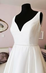 Art Couture | Wedding Dress | Aline | W587L