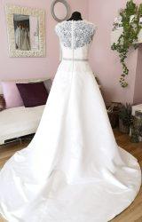 Ella Rosa | Wedding Dress | Aline | W588L