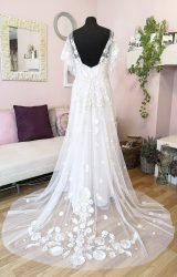 Watters | Wedding Dress | Column | W589L