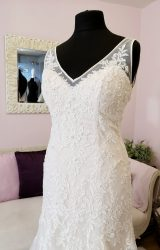 Romantica | Wedding Dress | Fi to Flare | W590L