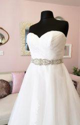 David Tutera   Wedding Dress   Aline   W596L