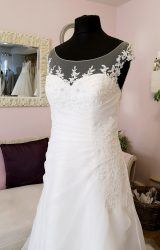 Romantica | Wedding Dress | Fit to Flare | W591L