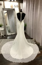 Maggie Sottero | Wedding Dress | Sheath | LA22L