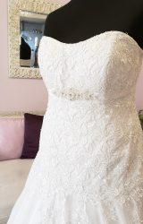 Sonsie | Wedding Dress | Aline | W594L