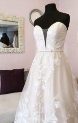 Catherine Parry | Wedding Dress | Aline | W599L