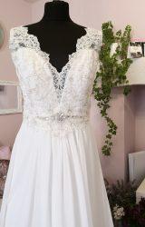 Amanda Wyatt | Wedding Dress | Aline | W600L