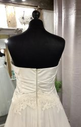 Lusan Mandongus | Wedding Dress | Aline | LA34L