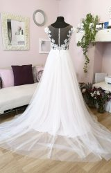 Amanda Wyatt | Wedding Dress | Aline | W602L