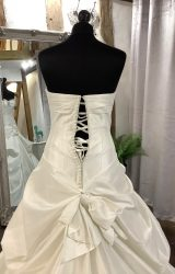 Benjamin Roberts | Wedding Dress | Drop Waist | LA30L