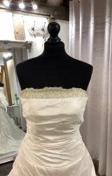 Ian Stuart   Wedding Dress   Drop Waist   LA17L