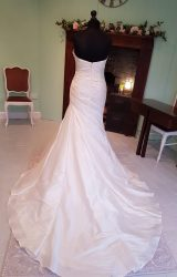 Pronovias | Wedding Dress | Fit to Flare | SH6S
