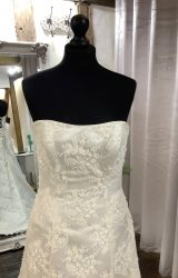 Maggie Sottero | Wedding Dress | Fit to Flare | LA12L