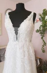 Eternity | Wedding Dress | Aline | W608L