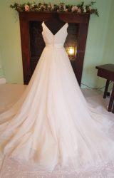 Mark Lesley | Wedding Dress | Aline | SH51S