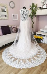 Art Couture | Wedding Dress | Fit to Flare | W613L