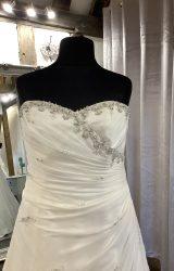 Morilee | Wedding Dress | Aline | LA54L
