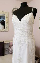Eternity | Wedding Dress | Fit to Flare | W615L