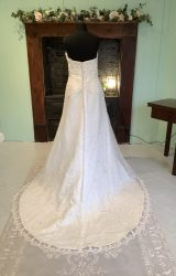 Justin Alexander | Wedding Dress | Fit to Flare | SH31S