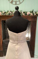 Ritva Westenius | Wedding Dress | Aline | SH37S