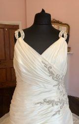 Unforgettable | Wedding Dress | Aline | SH33S