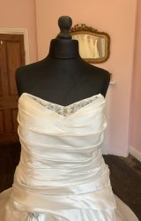Sonsie | Wedding Dress | Aline | SH34S