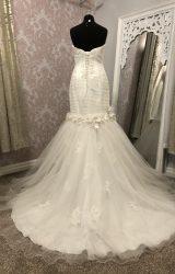 Alfred Sung | Wedding Dress | Fishtail | Y81E