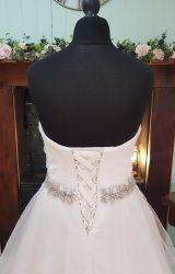 D'Zage   Wedding Dress   Aline   SH39S