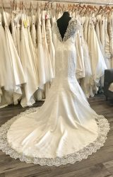 Charlotte Balbier | Wedding Dress | Fishtail | C166JL