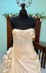 Veromia | Wedding Dress | Aline | SH74S