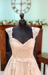 Lou Lou   Wedding Dress   Tea Length   SH88S