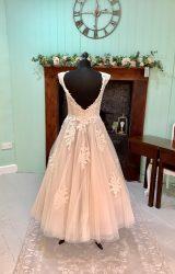 Lou Lou | Wedding Dress | Tea Length | SH88S