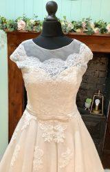 Lou Lou | Wedding Dress | Tea Length | SH87S